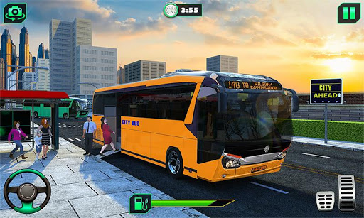 City Bus Simulator : Coach Driving Games 1.0 androidappsheaven.com 1