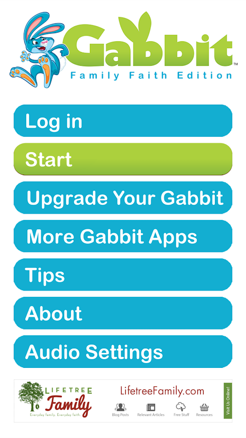 Gabbit: Family Faith- screenshot