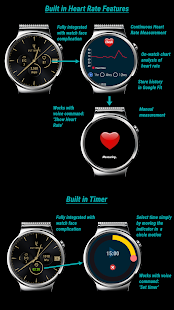 Ultimate Watch 2 watch face- screenshot thumbnail