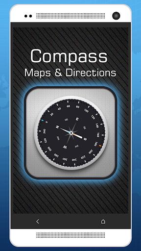 Compass - Maps & Directions  screenshots 1