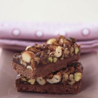 Gourmet Brownie Slices