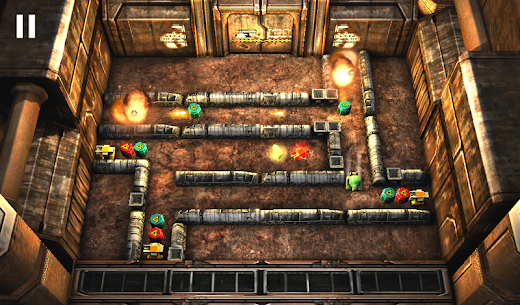 Tank Hero: Laser Wars App Latest Version Download For Android and iPhone 4