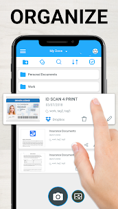 Scanner App To PDF – TapScanner Mod Apk Download For Android 4