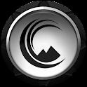 Coastal 10 White - Icon Pack icon