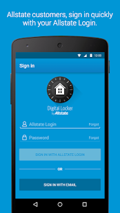 Allstate Digital Locker®- screenshot thumbnail