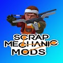 Scrap Mobile mechanic game:Mechanic Arcade Mods icon