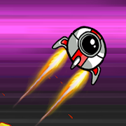 Rocketship Block Speed - Space Frontier