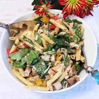 Balsamic Chicken Pasta Salad.