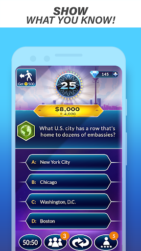 PC u7528 Millionaire Trivia: Who Wants To Be a Millionaire? 1