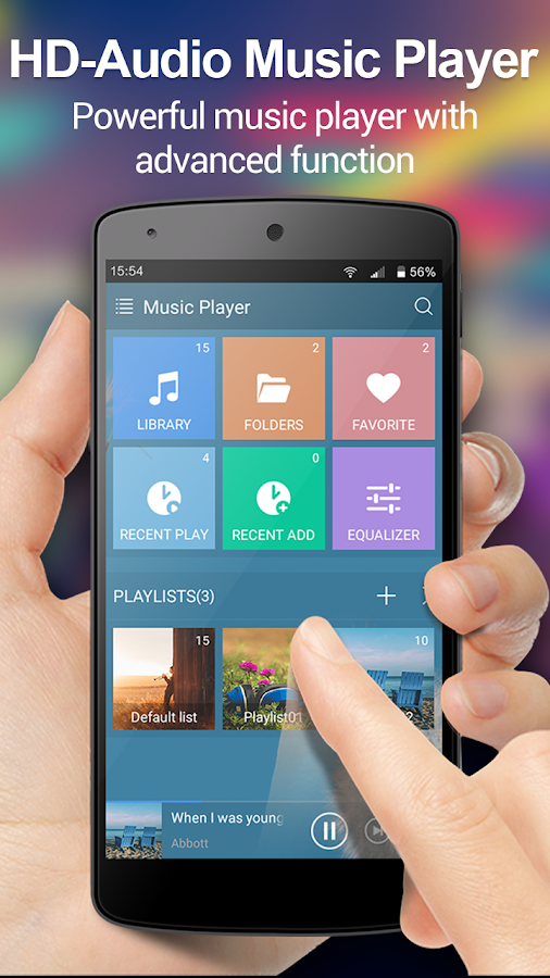 Screenshots of Music Player - Audio Player for iPhone