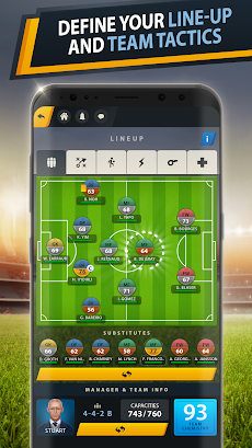 Club Manager 2020 - Online soccer simulator gameのおすすめ画像3