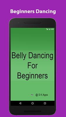 Belly Dancing For Beginners - screenshot