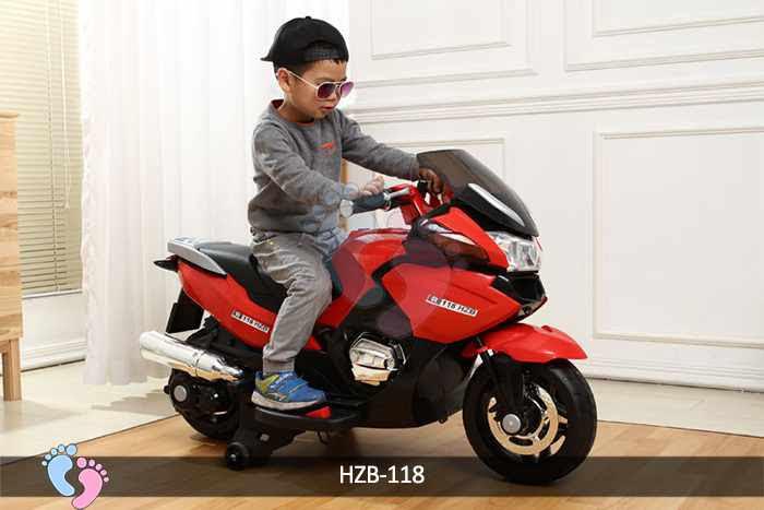 Xe mô tô điện cho bé HZB-118 6