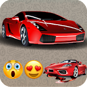 Exotic Cars Stickers for Whatsapp 2019