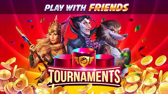 GSNカジノ:スロット、ポーカー、ビンゴでカジノゲームをプレイ