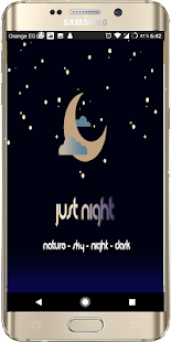 just night - náhled