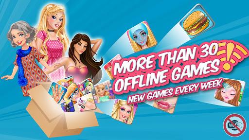 Plippa offline girl games 1.0 screenshots 1