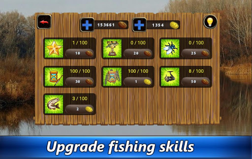 Fishing rain - fishing online screenshots 21