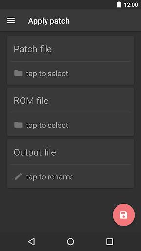 UniPatcher 0.16.1 screenshots 4