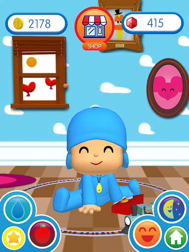 Talking Pocoyo 2 1.22 screenshots 11