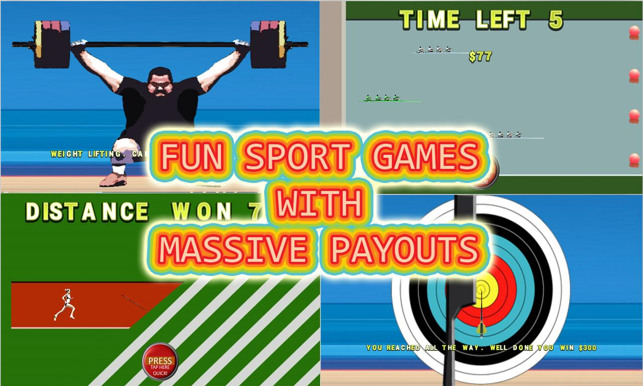 Sport Game Madness Free Slot- screenshot