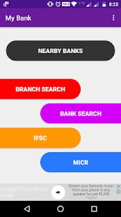 Bank Info - Reach your bank digitally - náhled
