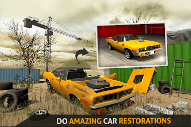 Car Tycoon 2018 – Car Mechanic Game APK screenshot thumbnail 3
