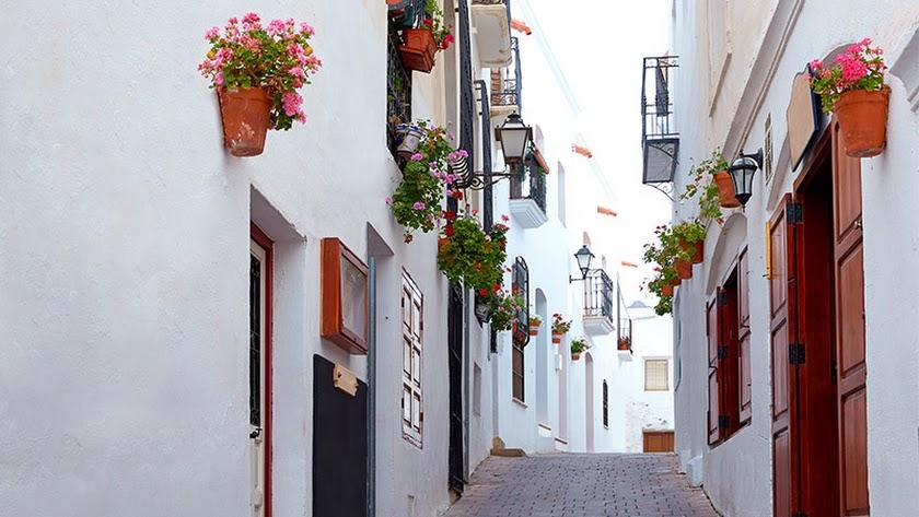 Mojácar es uno de los puntos turísticos con mayor nivel de reservas de alquiler de alojamientos