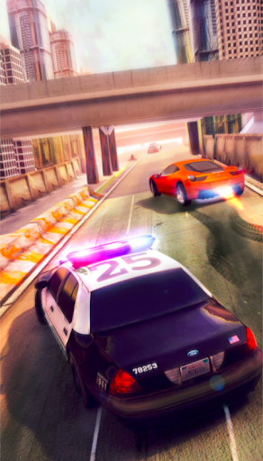 Highway Traffic Racer Gateway : Police Chase