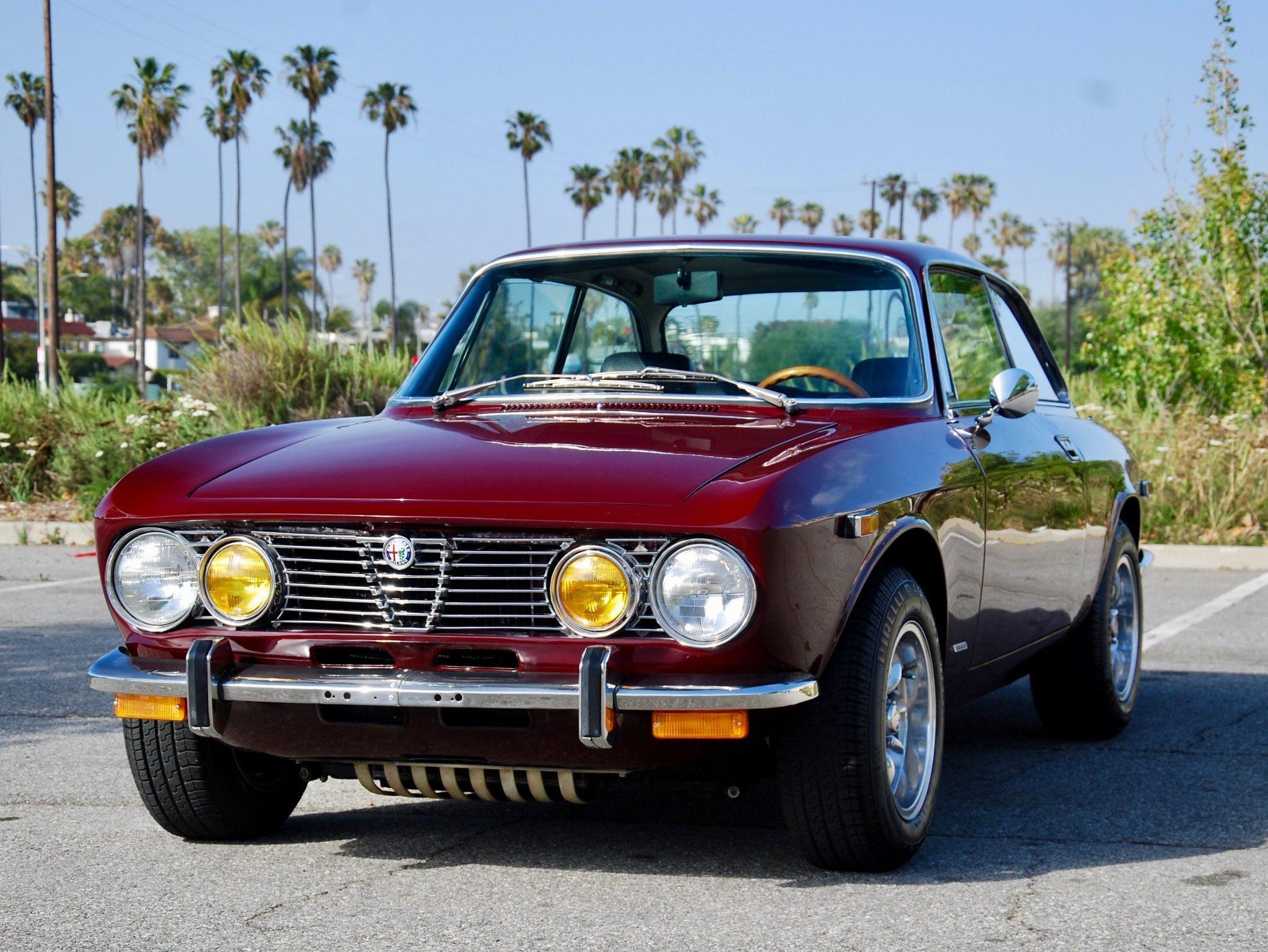 Alfa Romeo Gtv 2000 Hire Venice