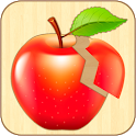 Kids Fruit Puzzles - Wooden Jigsaw icon