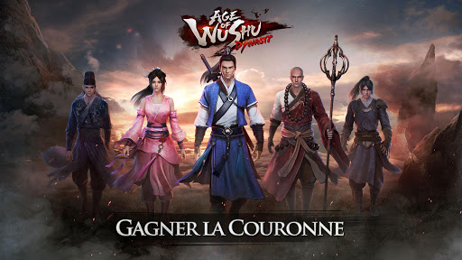 Age of Wushu Dynasty  captures d'u00e9cran 1