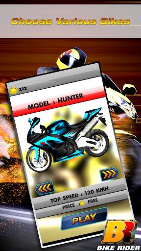バイクライダー-3Dバイク