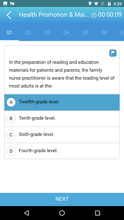 Saunders FNP Nurse Practitioner Exam – (Android Apps) — AppAgg