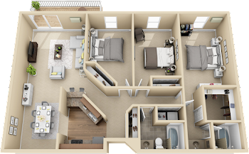 Go to 3A Floorplan page.