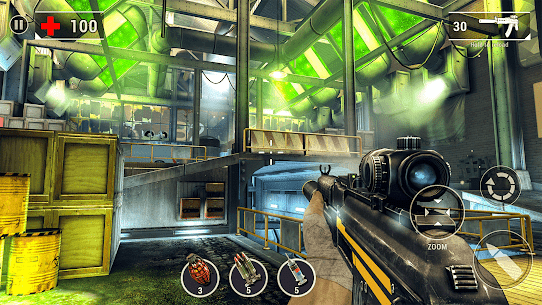 Unkilled Mod Apk + OBB 2.0.8 (Unlimited Ammo + Anti-Ban) 5