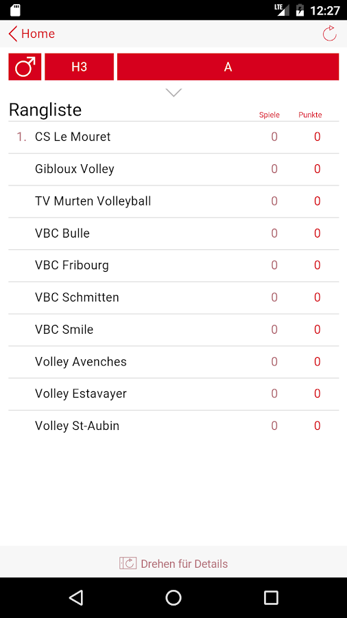 SVRF Volleyball- screenshot