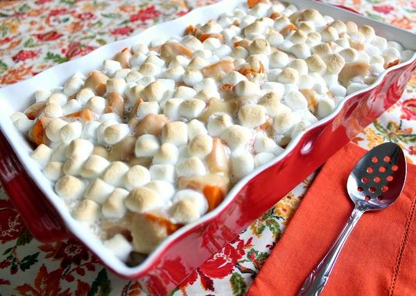Rosie's Sweet Potatoes Recipe