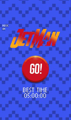 JETMAN Free - Survival in 5min