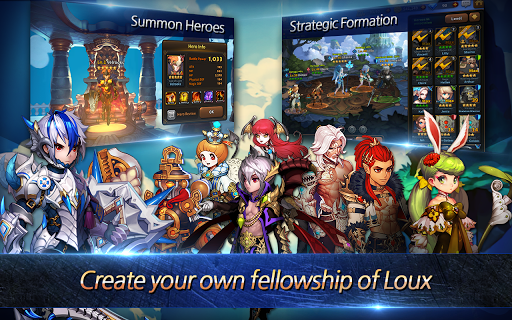 Light: Fellowship of Loux