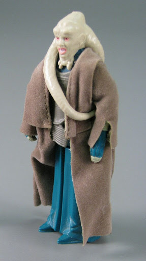 Action figure:Star Wars: Return of the Jedi - Bib Fortuna