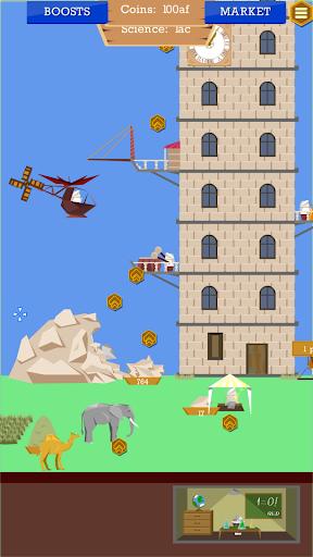 Idle Tower Builder screenshot 5