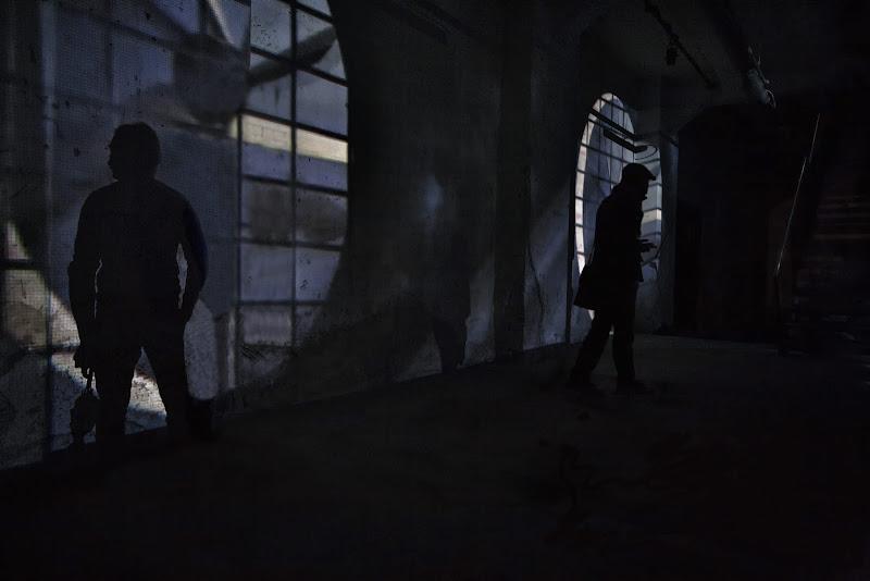 ombre nel silenzio di rik