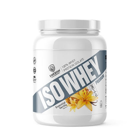 Swedish Supplements ISO Whey Premium 920g - Vanilla