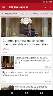 España Noticias - náhled
