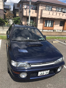 インプレッサ スポーツワゴン  1995年式WRX(AT)C1型のカスタム事例画像 YAGIさんの2018年09月19日12:04の投稿