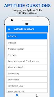 Apti Test - Aptitude test preparation and practice - náhled
