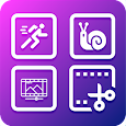 Video editor - Video Maker & Crop Video editing icon
