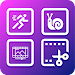 Video editor - Video Maker & Crop Video editing icon