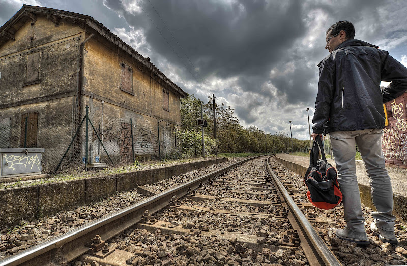 No more Trains di Rino Lio